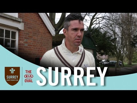 "Kevin Pietersen  - "" I had to do it tough out there"""