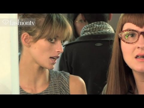 Oh Boy: Models Backstage at FFW Fashion Rio Spring/Summer 2013 - Brazil Fashion Week | FashionTV