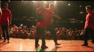 UK BBoy Champs Crew Battles Qualification [IBE 2011]