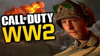 COD WW2 Funny Moments - Prank Calls, The Tweet Challenge, & More!