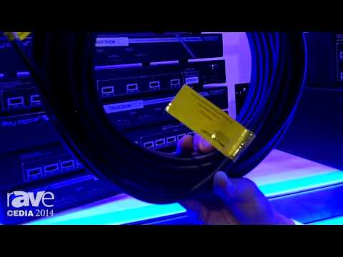 CEDIA 2014: Key Digital Has Ultra HD HDMI Cable for Sending 4K Up to 75 Feet Without Extenders