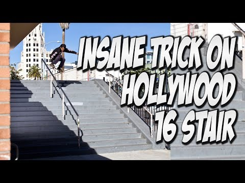 NBD DOWN HOLLYWOOD HIGH 16 RAIL & MUCH MORE Feat. CHRIS SORRIANO - NKA VIDS -