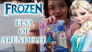 FROZEN Elsa Queen of Arendelle Opening and Review at Magic Kingdom