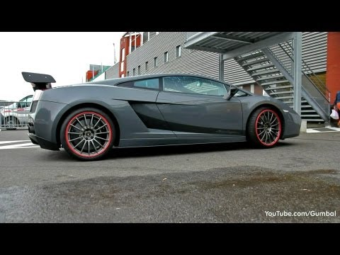 Lamborghini Gallardo Superleggera w/ Decatted Exhaust!!