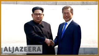 🇰🇵 🇰🇷 North and South Korean leaders hold landmark talks | Al Jazeera English