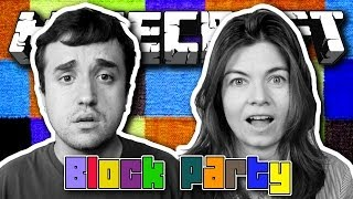 UM DIA A GENTE CONSEGUE! - Minecraft: Block Party