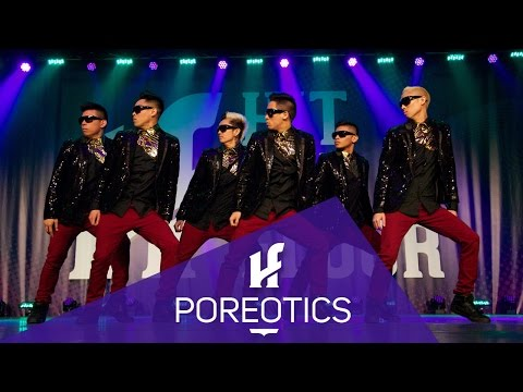 Poreotics | Hit The Floor Levis | #htf2014 video