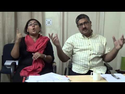 NAD News India: Message from Shri Javed Abidi to the Indian Deaf community