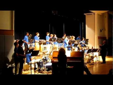 Springfield Township Middle School - Jazz Spartans - It Dont Mean a Thing If It Aint Got That Swing