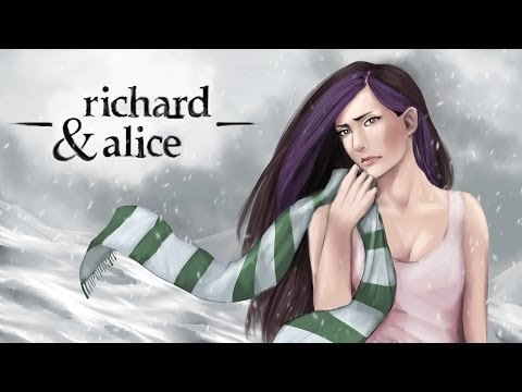 THEN THE SNOW CAME   Richard & Alice   01