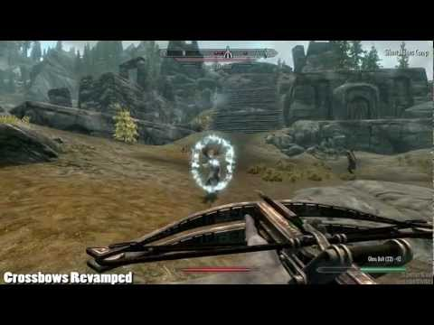Skyrim Mod Spotlight: Crossbows Revamped and Left Hand Rings