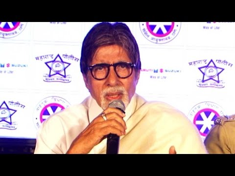 Amitabh Bachchan Brief About Traffic Rules