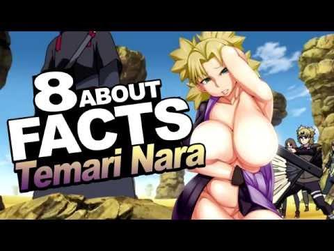 """8 Facts About Temari Nara You Should Know!!! w/ ShinoBeenTrill """"Naruto Shippuden"""" thumbnail"""