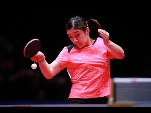 CHEN Meng Vs WANG Yidi (WT-Finals/M2) 2018 China National Championship - HD1080p thumbnail