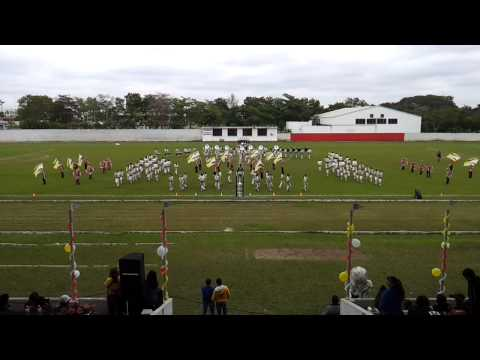 Buhos Marching Band en Tuxpan , Veracruz.
