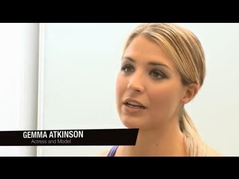 Gemma Atkinson interview @ Sports Direct Magazine shoot - Clothes Show TV