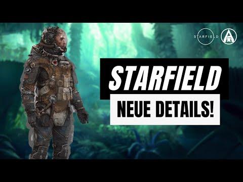 Starfield: NEUE Details zum Spiel!