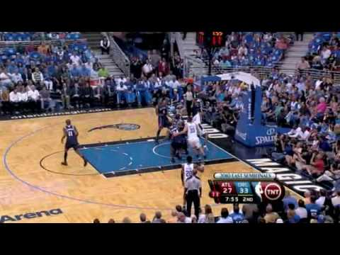 NBA Playoffs Magic vs Hawks Game 1 Recap 05/04/2010