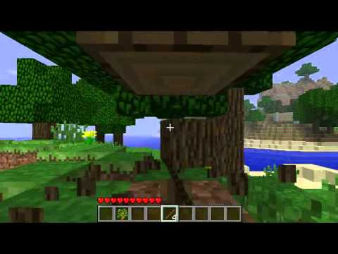 Minecrafty Walkthrough Episode 1