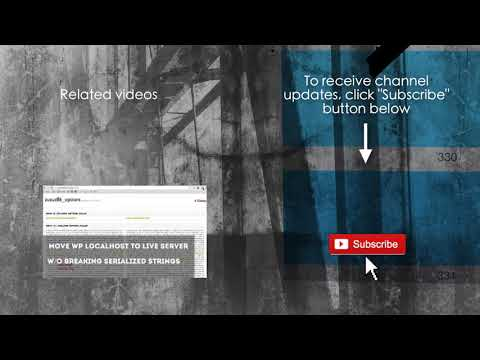 Duplicator Plugin to Move WordPress Localhost to Server