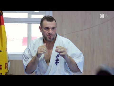 Сборная Казахстана по кекушинкай карате готовится к Кубку мира