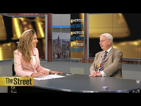 Why Is Gold Not Reacting To Greece? - RBC's George Gero | Kitco News