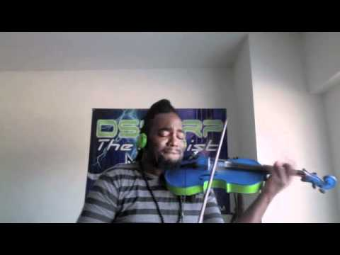 Turn Me On - David Guetta Ft. Nicki Minaj (violin Cover By Dsharp) video