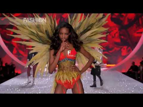 The Victoria's Secret Fashion Show 2013 Hd By Fashion Channel video