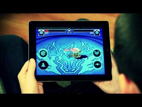 Beyblade Battles Mobile Battling App Game video