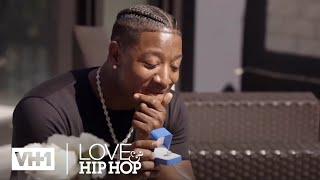 Yung Joc Proposes to Kendra 💍 Love & Hip Hop: Atlanta