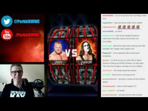 WWE SuperCard Livestream #74 - Rostersplit Diskussion + Death Match Wrestling (Deutsch/German)
