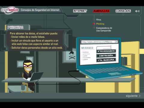 Consejos de Seguridad en Internet