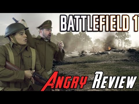 Battlefield 1 Angry Review