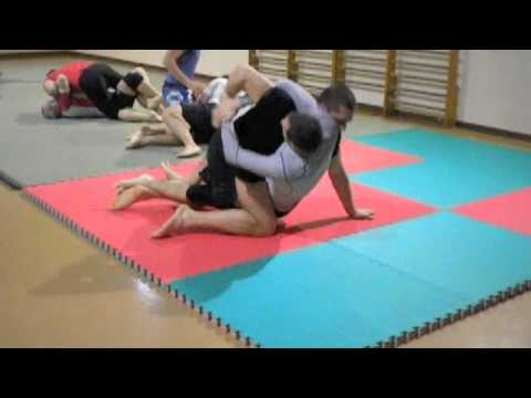 Rolling Grappling # 5  prima parte- Fight Clan Roma San Paolo Image 1