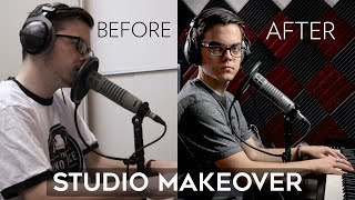 Studio Makeover w/ONLY $300!