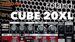 Roland Cube 20XL Amplifier