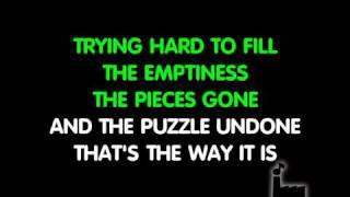 Beautiful by Christina Aguilera Karaoke instrumental