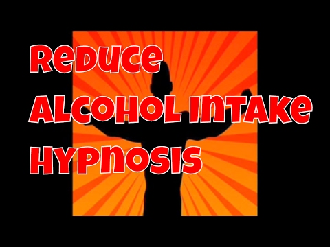 Reduce Alcohol Intake Hypnosis Now