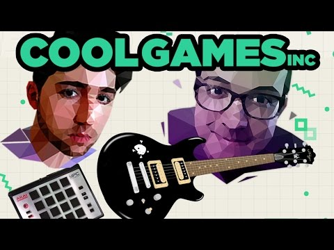 Griffin and Nick Make the No Man's Sky of Music — CoolGames Inc