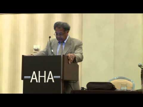 The Future of the African American Past (AHA 2016 Session 218)