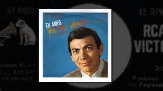 Watch Ed Ames My Love Is Gone From Me video
