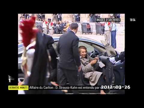 Affaire Bettencourt Woerth UMP campagne 2007 de Sarkozy - De Maistre reste en prison