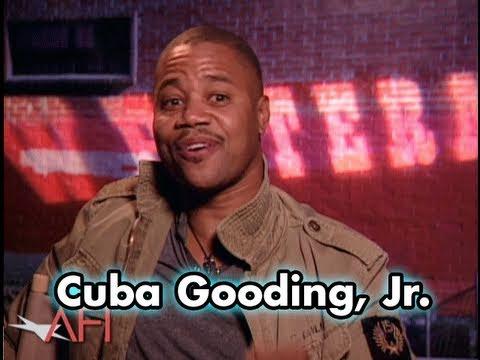 Cuba Gooding, Jr. Talks About Clint Eastwoods UNFORGIVEN