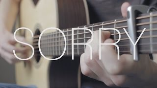 Justin Bieber - Sorry - Fingerstyle Guitar Cover - With Tabs