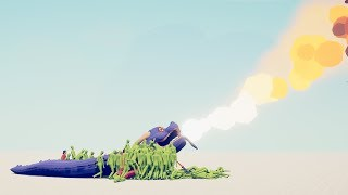 100 ZOMBIES vs EVERY UNIT - Totally Accurate Battle Simulator TABS
