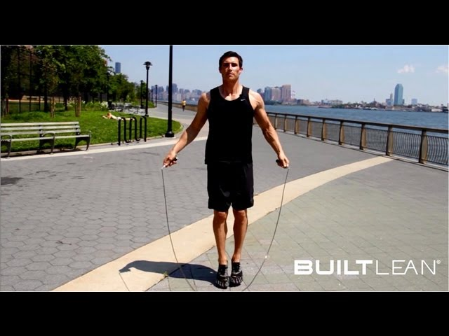 Double Unders: Jump Rope Exercise Demo