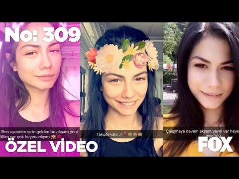 No: 309 - Demet Özdemir'in Snapchat Hikayesi!