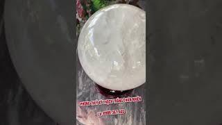 Cách sử dụng cầu đá thạch anh trong phong thủy