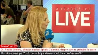 download musica Antena3ro LIVE cu Maria Coman - Cum ne protejăm de soare