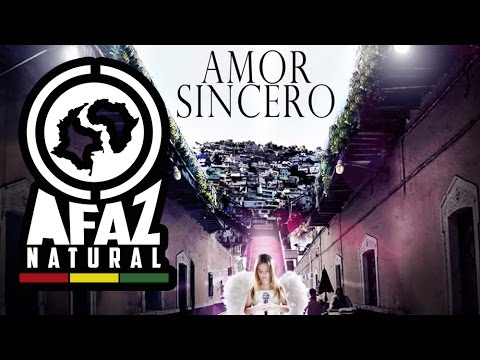 Amor Sincero   Afaz Natural Feat Jam N Studio   Temor 2013 VIP Records